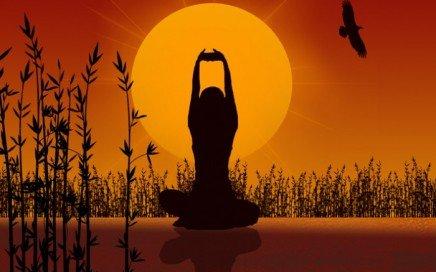 corsi bambini meditazione postura alimentazione