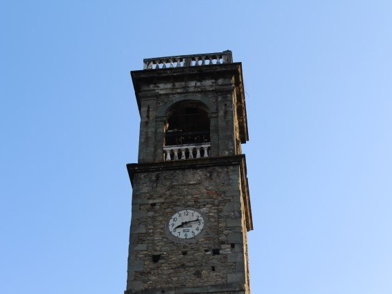 Via del Volto Santo - Trekking Toscana