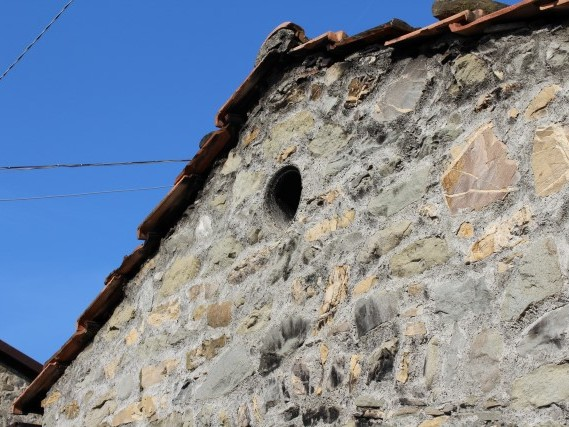 Via del Volto Santo  Viaggiare a piedi in Toscana