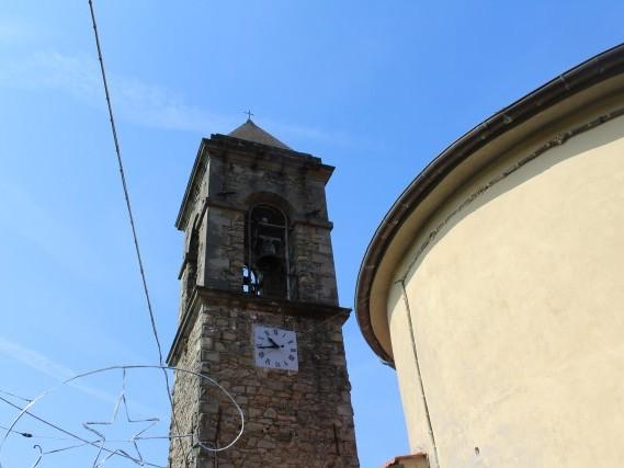 Via del Volto Santo  percorsi a piedi lunigiana Lucca