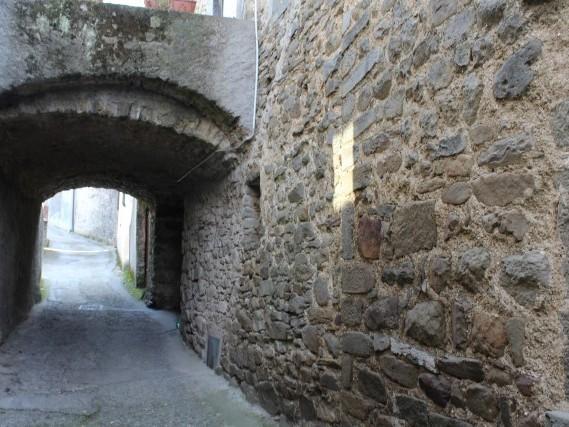 percorsi a piedi lunigiana Lucca Toscana