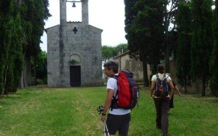 itinerario trekking toscana pisa livorno viaggio a piedi46