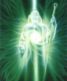 meditare con gli angeli