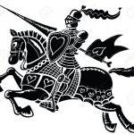 Fiaba: Il cavaliere magico