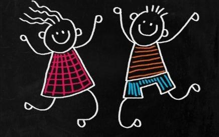 divertirsi bambini attraverso consapevolezza