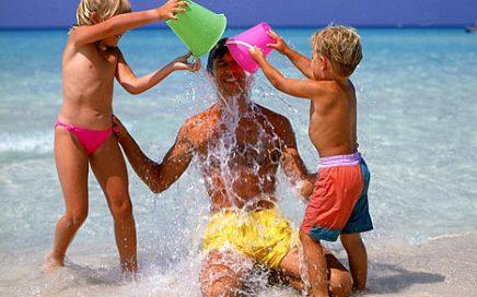 vacanze coi bambini scambio casa