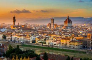 itinerari in toscana firenze