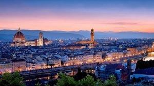 itinerari toscana firenze