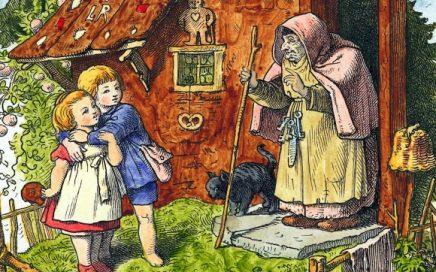 fiabe Haensel Gretel storie per bambini