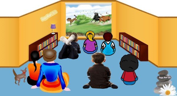 favole per bambini leggere
