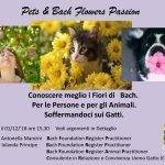 Seminario Fiori di Bach per animali