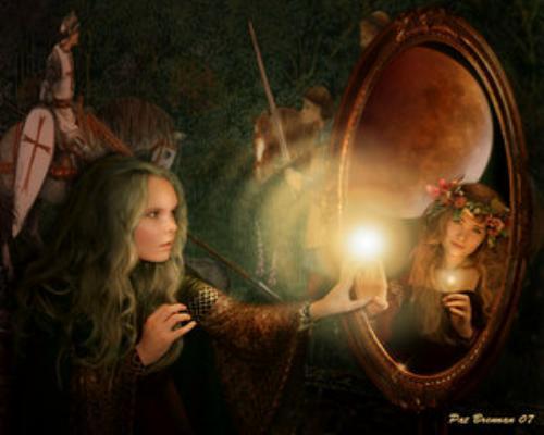 storia bambini gratis fiaba favola lo specchio incantato