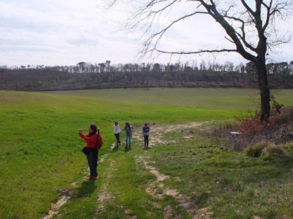 trekking escursioni pisa